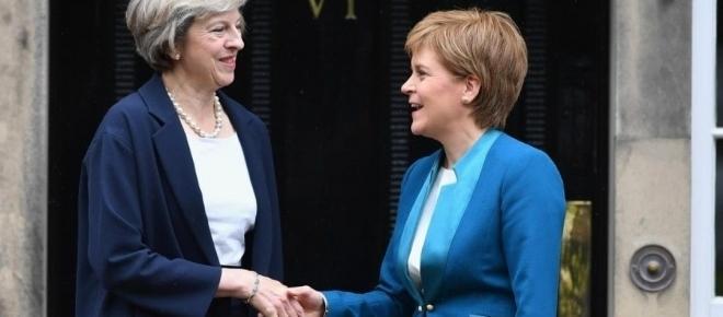 Escocia se