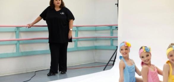 "Abby Lee Miller just quit ""Dance Moms.""/Photo via My Lifetime"