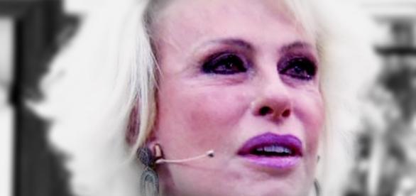 Ana Maria Briga é alvo de vidente