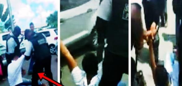 Cantor é agredido na Bahia - Google