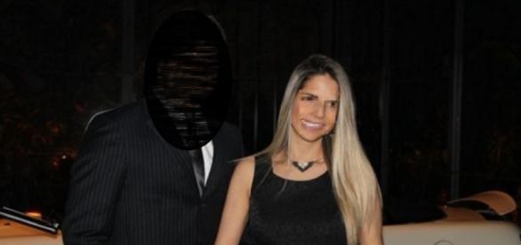 Cantor famoso se separa de esposa para viver relacionamento com a amante, que trabalha na Globo
