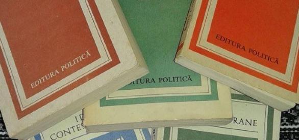 Carti ne-marxiste, ne-leniniste și ne-ceaușiste la Editura Politică