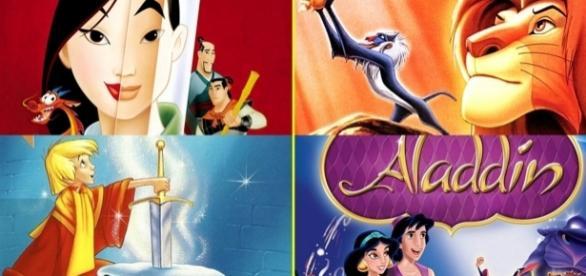 Disney confirmou 14 filmes em live-action para os próximos anos