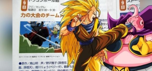Goku realizará un entrenamiento intensivo junto a Majin Buu.