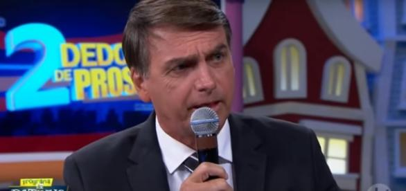 Milhões de pessoas assistiram Bolsonaro