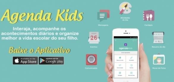 Novidade 2017: Conheça o Agenda Kids | A Escola Espaço da Criança ... - espacodacriancabelem.com