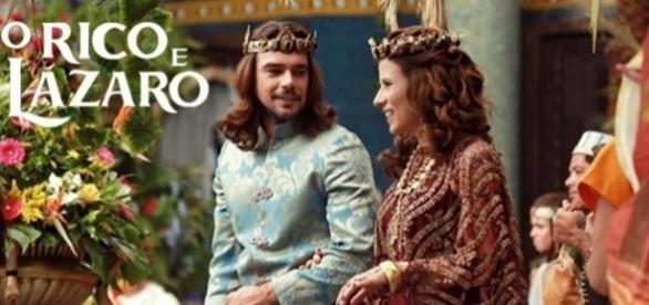 'O Rico e Lázaro': Neusta e Joaquim estão cativos na Babilônia