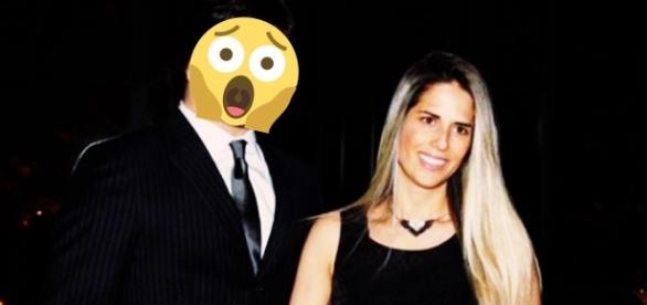 Paulo Ricardo trai mulher e assume amante