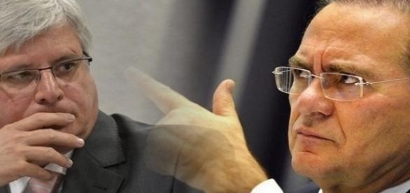 Rodrigo Janot emplaca Renan Calheiros em relatório de inteligência financeira junto ao Supremo Tribunal Federal