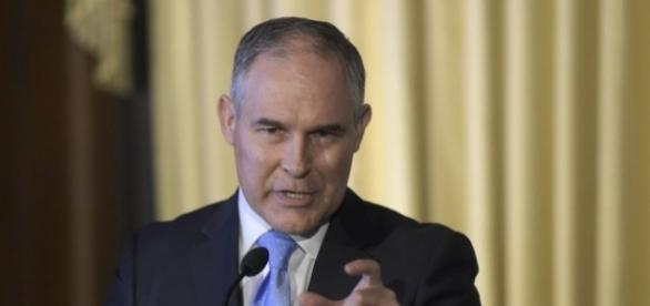 The Clean Air Act Under a Trump Administration includes an EPA under Scott Pruitt / Photo by voanews.com via Blasting News library