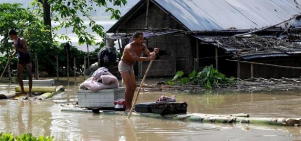 Treibhausgase sorgen für Regenmassen: Klimawandel macht indischen ... - focus.de