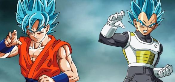 Ya hay nombre oficial para la fase de Super Saiyajin Dios Super ... - atomix.vg