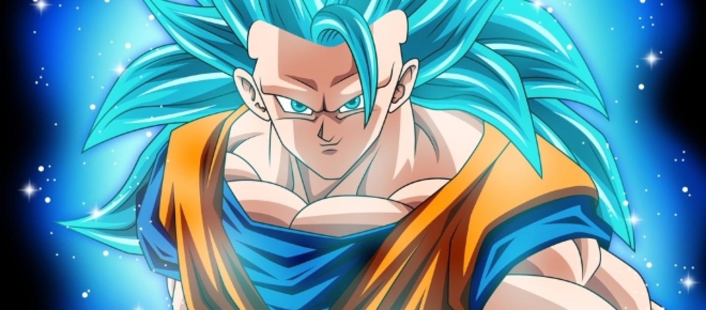 Goku Super Sayayin Dios Azul Para Colorear: 'Dragon Ball Super': Goku's Power Levels So Far