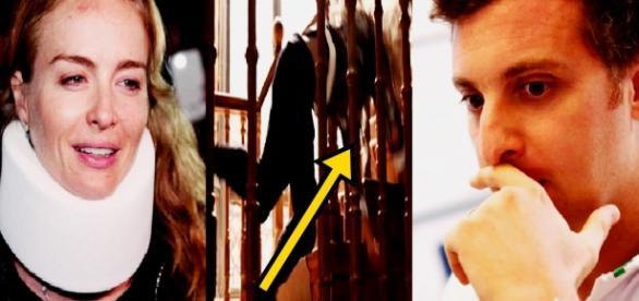 Angélica cai da escada - Google