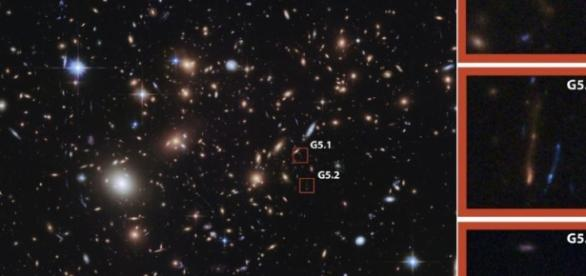 Astronomers find unexpected, dust-obscured star formation in ... - sciencedaily.com