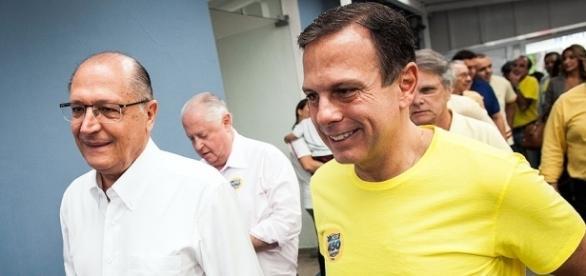 Doria já rivaliza com Alckmin para 2018