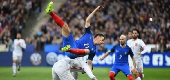 France-Espagne: Les Bleus logiquement battus