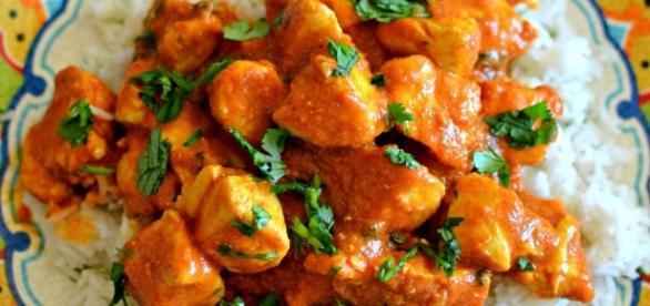 Frango Tikka Masala - O verdadeiro sabor indiano