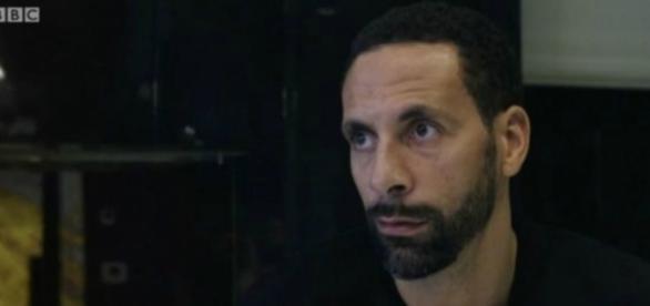 Rio Ferdinand em documentário da BBC