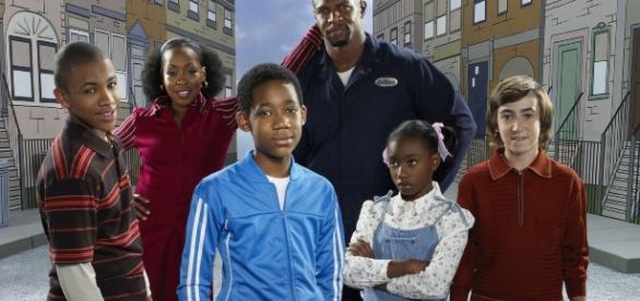 A família mais engraçada da TV
