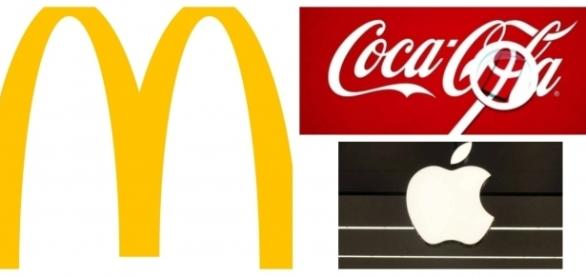 Alguns dos logos mais conhecidos do mundo escondem figuras e histórias