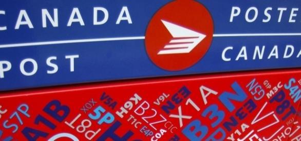 Canada Post-Poste Canada Mail Box / photo credit: Micheal (sagamiono) via Flickr