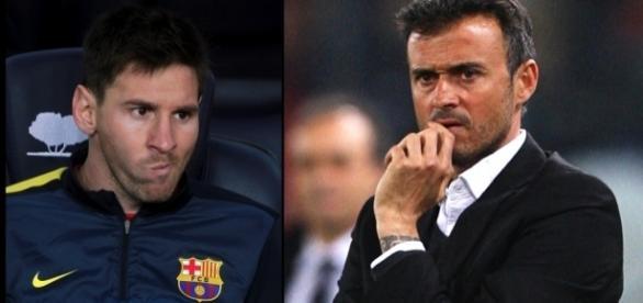 CLASH: Révélations sur la relation Messi / Luis Enrique