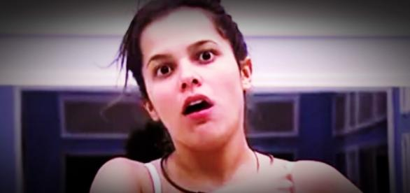 Emilly fica confusa no BBB - Google