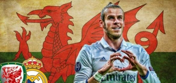 Gareth Bale a vu rouge contre Las Palmas