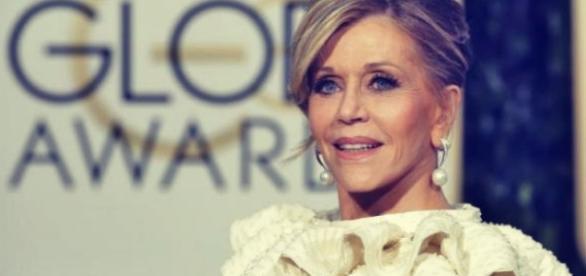 Jane Fonda cuenta que fue abusada sexualmente cuando era una niña
