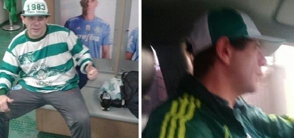 Moacir Bianchi da torcida Mancha Verde é assassinado com 22 tiros dentro de seu carro em são Paulo.