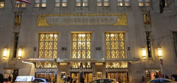 New York City's Waldorf Astoria closing for major makeover   Daily ... - dailymail.co.uk
