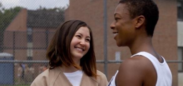 OITNB: Kimiko Glenn (Soso) revient sur la fin tragique de la saison 4