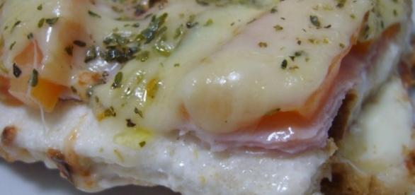 Receita de sanduíche rápido de forno | Notícias e Receitas - dicascaseiras.org