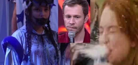 Tiago Leifert imita gemidos de Emilly