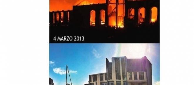 Città della scienza quattro anni dopo