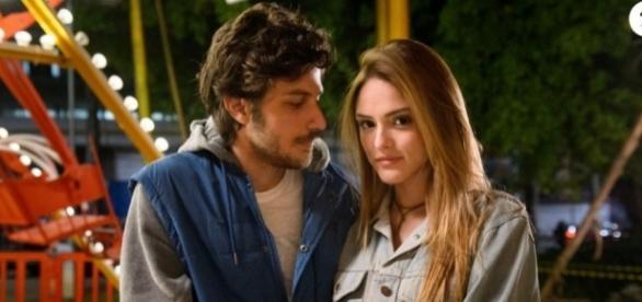 10 casais que se repetiram em novelas - Helô e Pedro