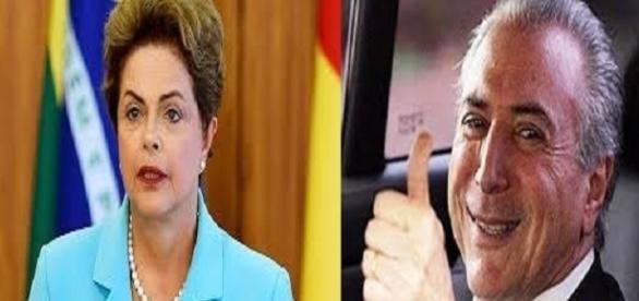 Chapa Dilma-Temer pode ser cassada pelo TSE