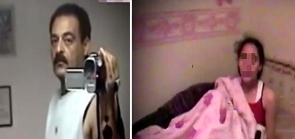 Egípcio está foragido há 9 anos e já foi acusado de abusar das meninas.
