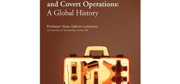 Espionage and Covert Operations: A Global History. Photo courtesy of the Great Courses - thegreatcourses.com