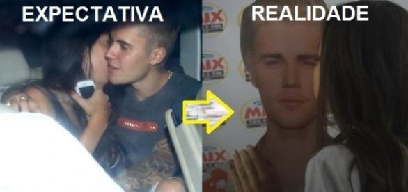 Fotos de Justin Bieber saindo da festa com duas garotas deixam fãs agitados nas redes sociais