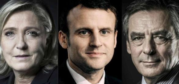 Présidentielle : Le Pen et Macron largement en tête au premier tour