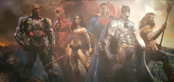 Se confirma la aparición de Superman en la Justice League