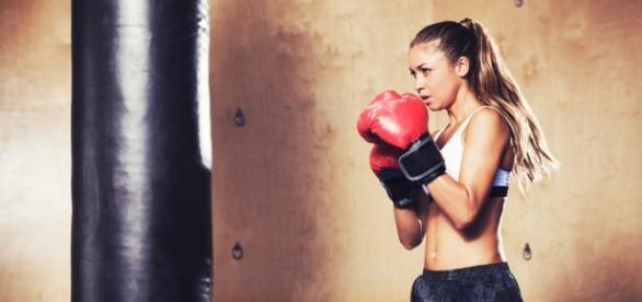 Boxe feminino deixa o corpo masculino? Qual a sua opinião? - com.br
