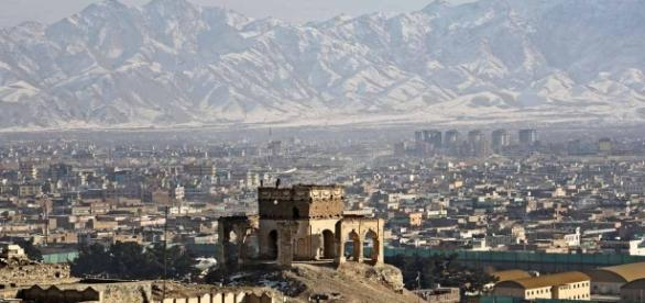 Kabul, the capital city of Afghanistan. Creative commons wiki