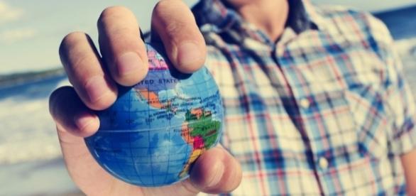 Morar fora, um mundo em suas mãos