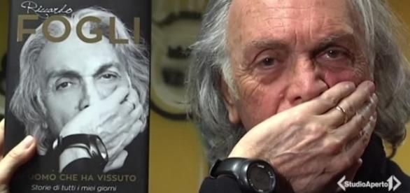 Riccardo Fogli, la sua autobiografia