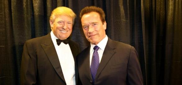 Arnold Schwarzenegger to replace Donald Trump as 'Celebrity ... - trumpstump2016.com