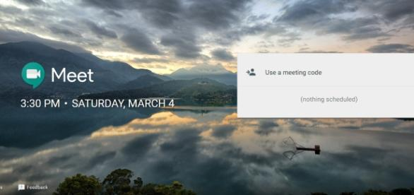 Engage with your friends using Google Meet - meet.google.com