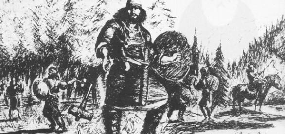 La leyenda del rey vasco Lekobide
